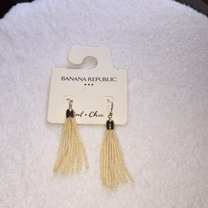 NWT Banana Republic Factory Earrings